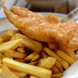 Otto's Fish and Chips