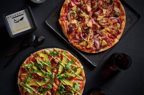 Otto's Market Precinct Crust Pizza