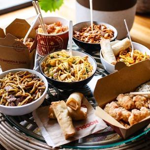 Otto's Market Precinct Noodle Box