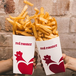 Otto's Market Precinct Red Rooster