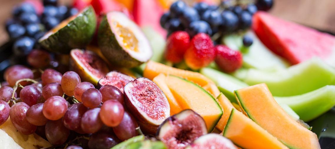 Otto's Fruit Platter