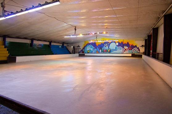 Otto's Market Warrina Ice Skating