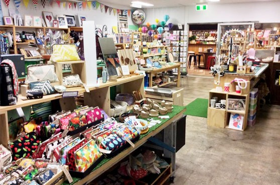 Otto's Market Warrina Renegade Gift Shop