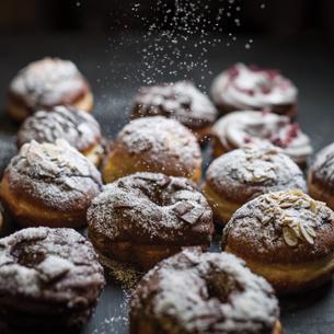 otto's doughnut gallery