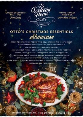 Otto's Christmas Showcase